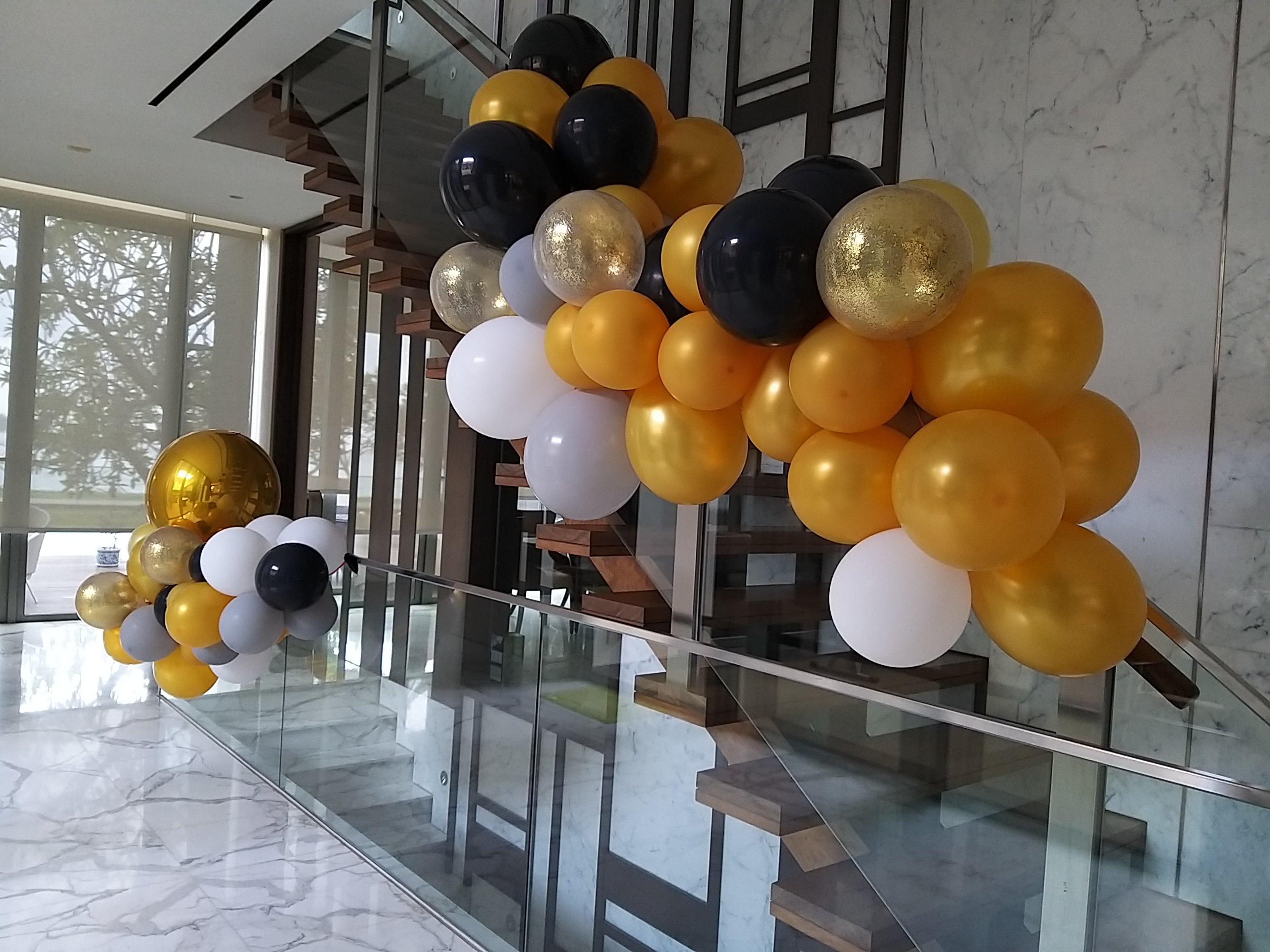 , 21st birthday balloon decoration ideas, Singapore Balloon Decoration Services - Balloon Workshop and Balloon Sculpting