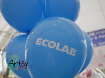 , Balloon printing, Singapore Balloon Decoration Services - Balloon Workshop and Balloon Sculpting